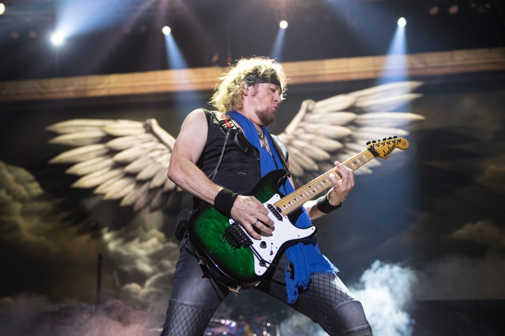 Adrian Smith legacy of the beast