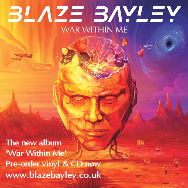 BLAZE BAYLEYwar within me