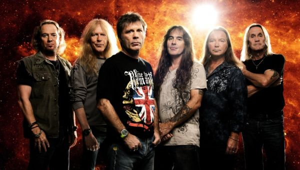 IRON MAIDEN 2011 picture