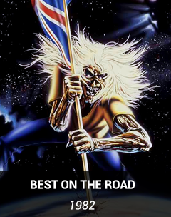 beast on the road 1982 1