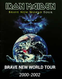 brave new world tour 2000 2001 1
