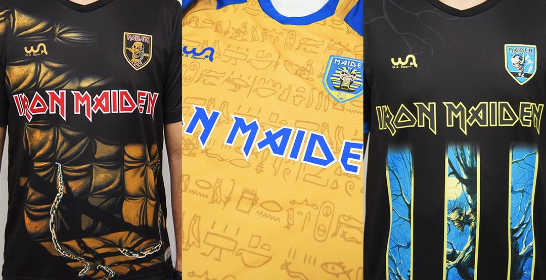 iron maiden wa sport collection 1