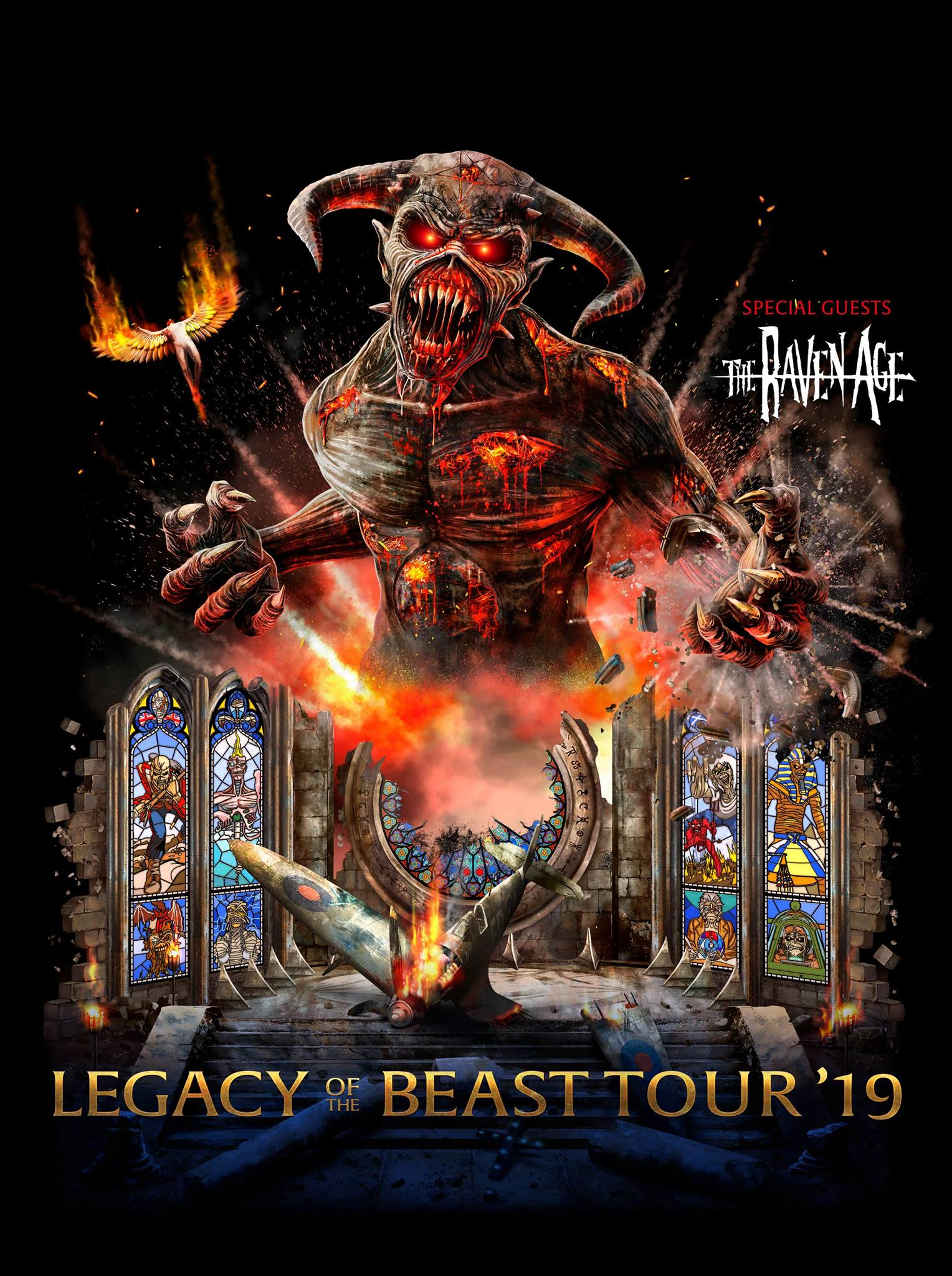 legacy of the beast 2019