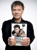Bruce Dickinson' s book back on the road!