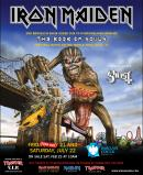 IRON MAIDEN ANNOUNCE THE LAST SHOW OF THEIR EPIC THE BOOK OF SOULS TOUR ADDING A SECOND NIGHT IN BROOKLYN
