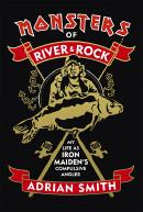 Adrian's book 'Monsters Of Rivers & Rock' coming September