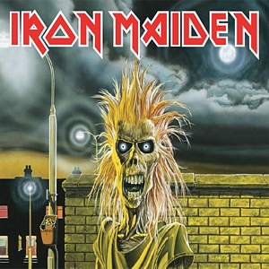 iron maiden album image