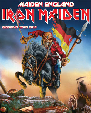 acfcd29f6c ... for Iron Maiden Fan Club members will run from 15 October