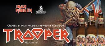 trooper beer link banner